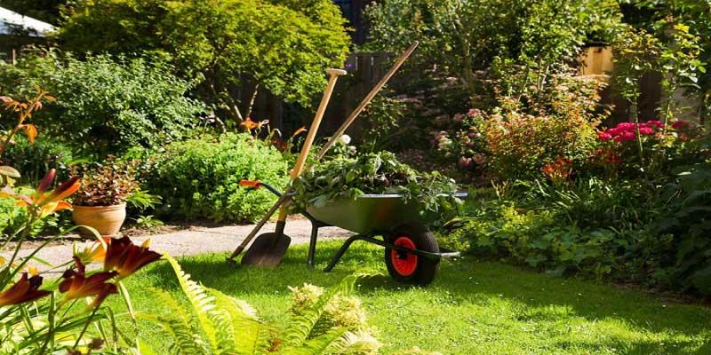 gardening and green waste